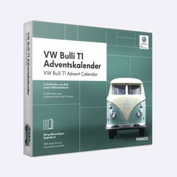 VW Bulli T1 Adventskalender 2019