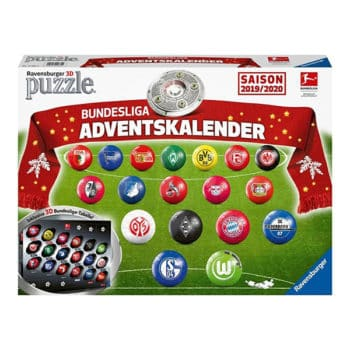 Ravensburger Bundesliga Adventskalender 2019/2020