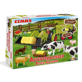 CLAAS Adventskalender 2019