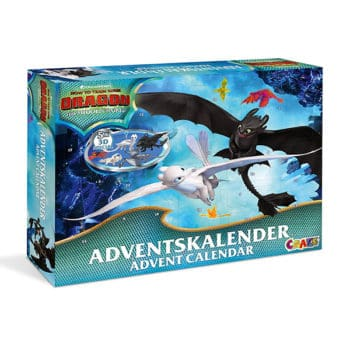 Dragons Adventskalender 2019