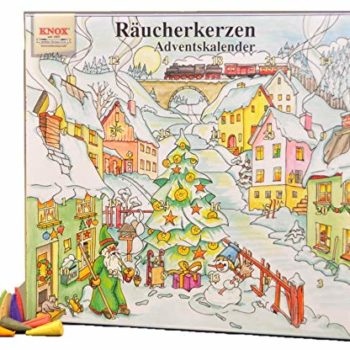 Knox Räucherkerzen Adventskalender 2019