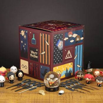 Premium Harry Potter Würfel Adventskalender 2019