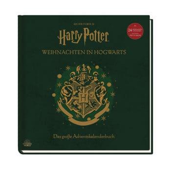 """""""Weihnachten in Hogwarts"""" Adventskalender-Buch"""