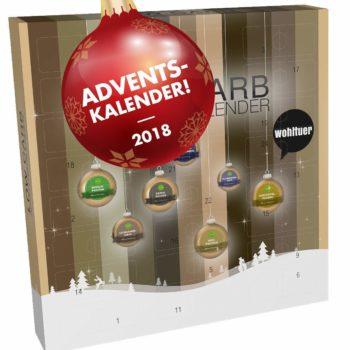 Wohltuer Low Carb Adventskalender 2018
