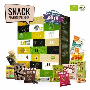 Boxiland Snack Adventskalender 2019