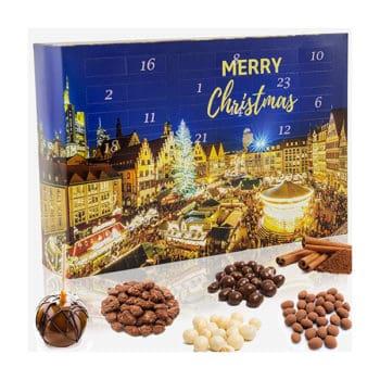 """C&T Knusperkalender """"Weihnachtsmarkt"""" 2019"""