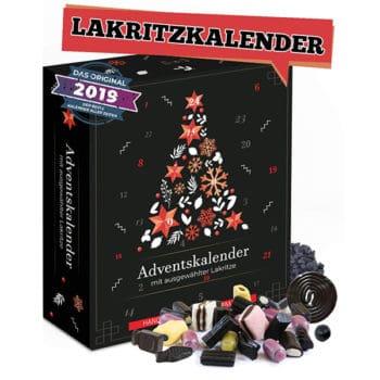 Lakritz Adventskalender 2019