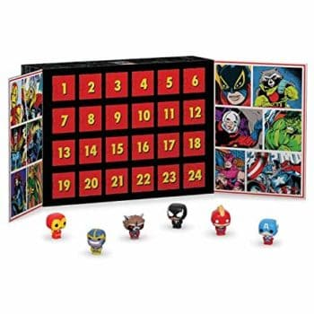 Pocket Pop Marvel Adventskalender 2019