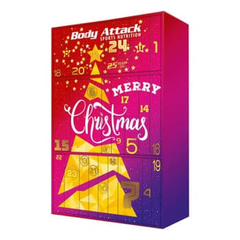 Body Attack Adventskalender 2019