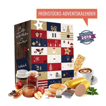 Boxiland Frühstücks-Adventskalender 2019