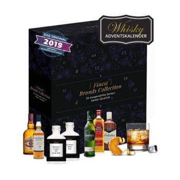 Boxiland Whisky-Adventskalender