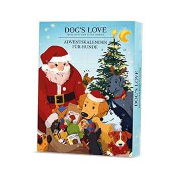 DOG'S LOVE Adventskalender für Hunde 2019