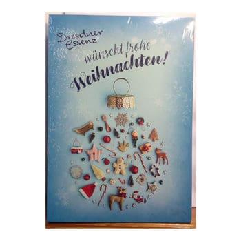 Dresdner Essenz Adventskalender 2019