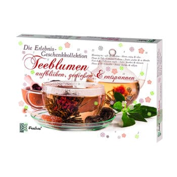 Feelino Teeblumen Adventskalender