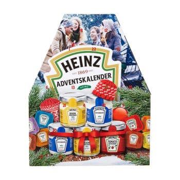HEINZ Saucen Adventskalender