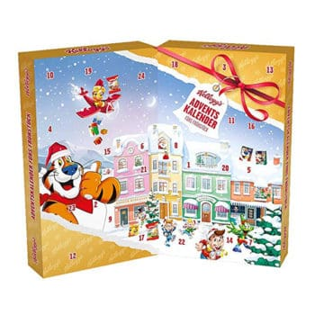 Kellogs Adventskalender 2019