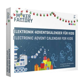 Makerfactory Elektronik-Adventskalender 2019