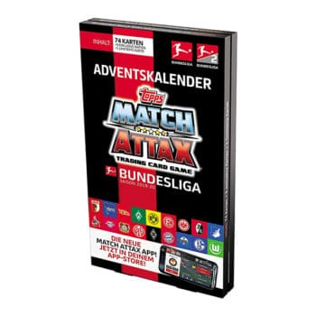 Match Attax Adventskalender 2019