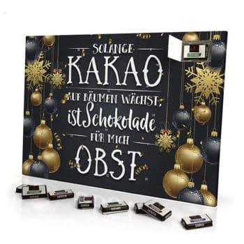 Schokolade-ist-Obst_Sprüche-Adventskalender