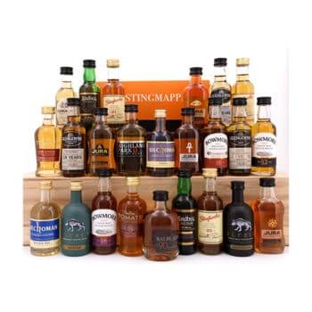 Whiskyworld Premium Adventskalender 2019