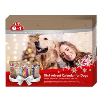 8in1 Hunde-Adventskalender 2019