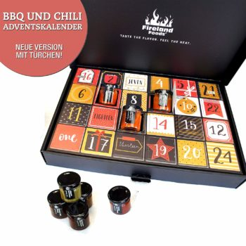 Chili Adventskalender 2019