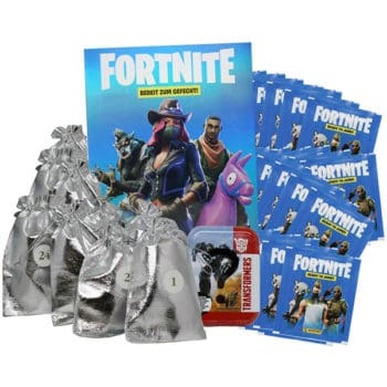Fortnite Sticker Adventskalender 2019