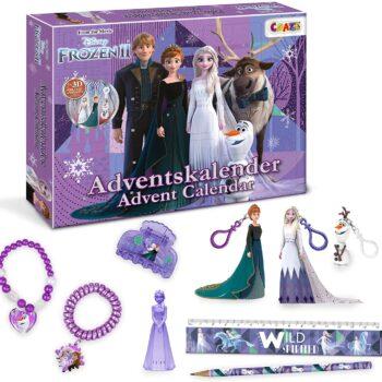CRAZE Frozen 2 Adventskalender 2020