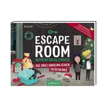 Escape Room Adventskalender für Kinder 2020