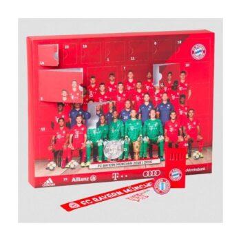 FC Bayern München Adventskalender für Kinder