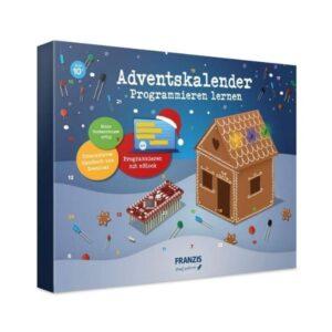 FRANZIS Adventskalender Programmieren lernen 2020