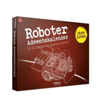 FRANZIS Roboter Adventskalender 2020