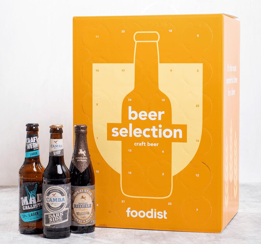 Foodist Craft Beer Adventskalender 2020