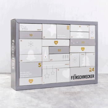 Foodist Feinschmecker Adventskalender 2020