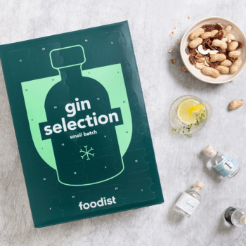 Foodist Gin Adventskalender 2020