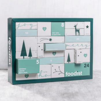 Foodist Veganer Adventskalender 2020