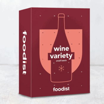 Foodist Wein Adventskalender 2020