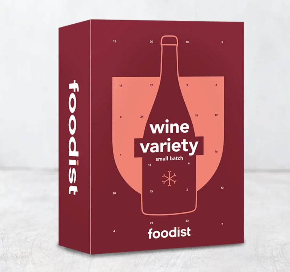 Foodist Wein Adventskalender 2020