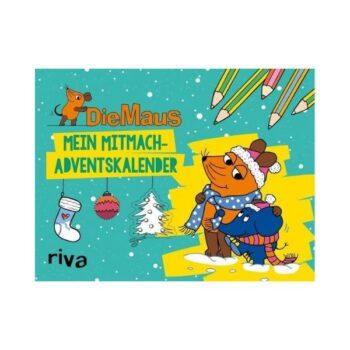 Maus Mitmach-Adventskalender 2020