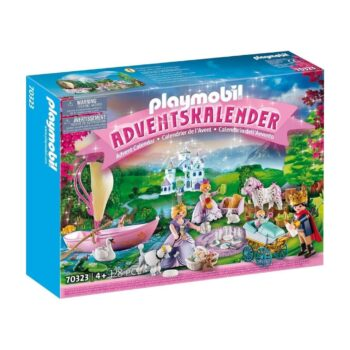 Playmobil Adventskalender Königliches Picknick 2020