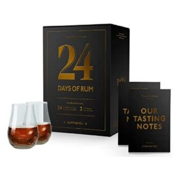 24 Days of Rum Adventskalender 2020