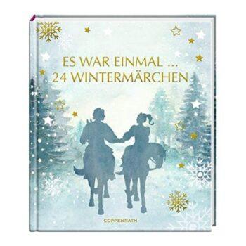 "Buch-Adventskalender ""24 Wintermärchen"""