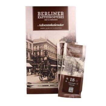 Berliner Kaffeerösterei Adventskalender