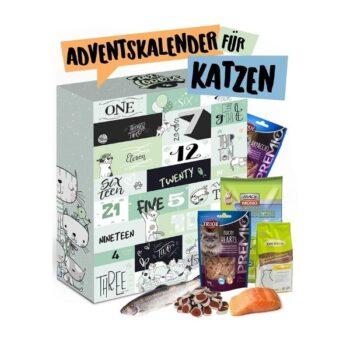Boxiland Adventskalender für Katzen 2020