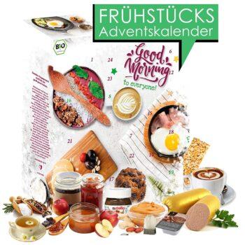 Boxiland Frühstücks-Adventskalender 2020