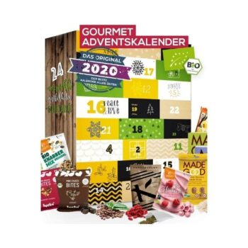 Boxiland Gourmet Adventskalender 2020