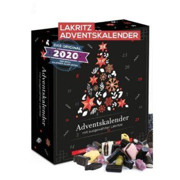 Boxiland Lakritz Adventskalender 2020