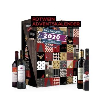 Boxiland Rotwein Adventskalender 2020