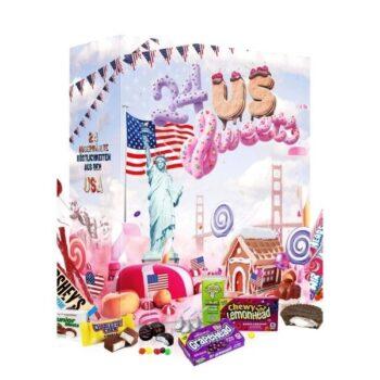 Boxiland Süßigkeiten Adventskalender 2020