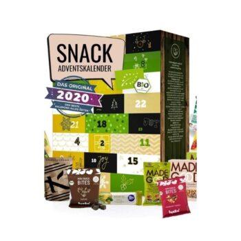 Boxiland Snack Adventskalender 2020